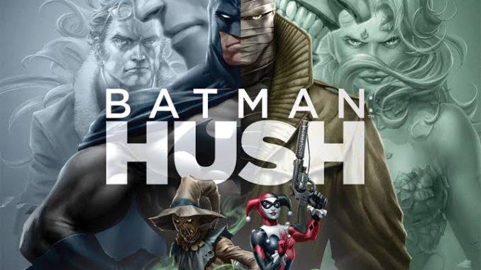 Batman: Hush (Animação 2019)