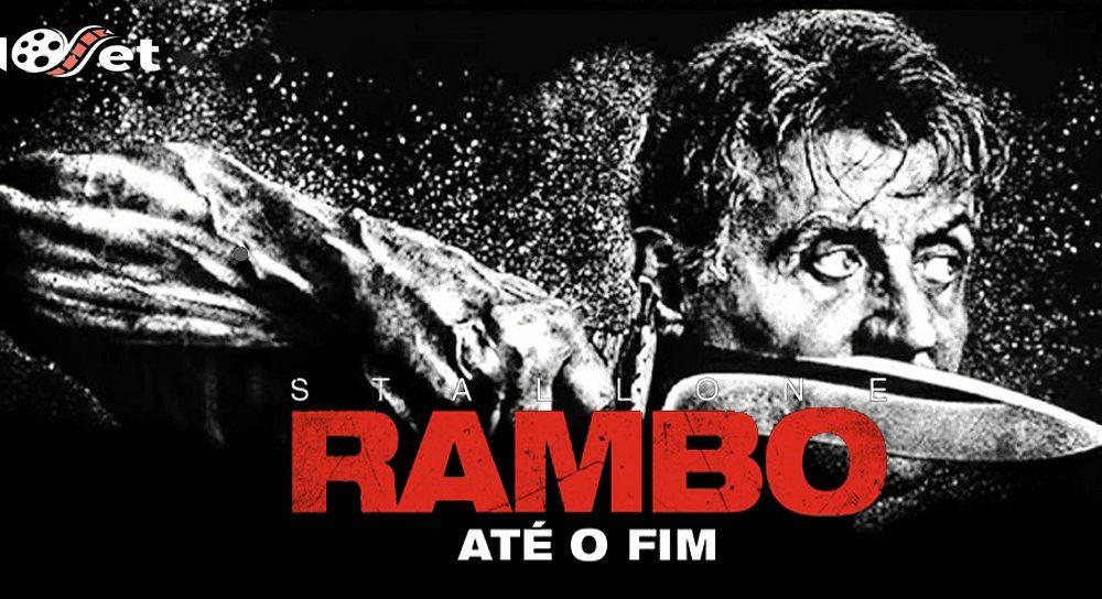 Rambo: Até o Fim. O retorno que agregará novos e antigos fãs da franquia.