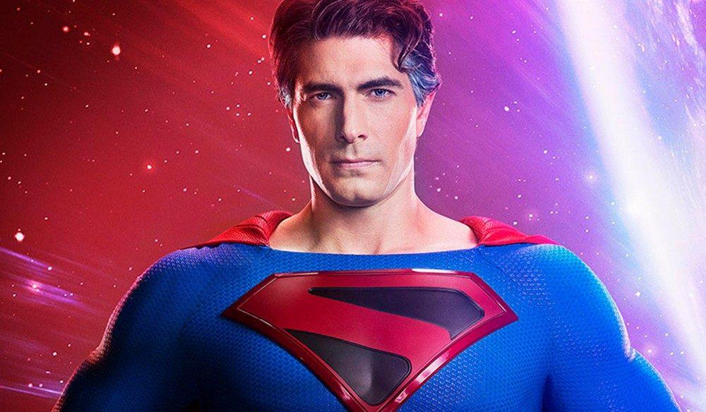 """""""Crise nas Infinitas Terras"""": Brandon Routh retorna como Superman envelhecido"""