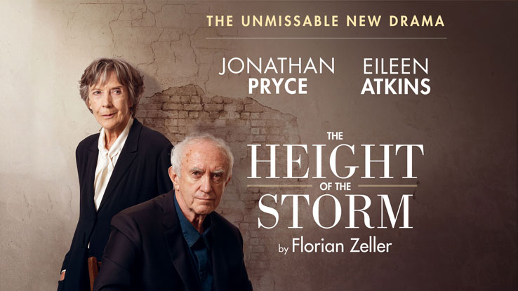 Crítica da Broadway: The Height of the Storm