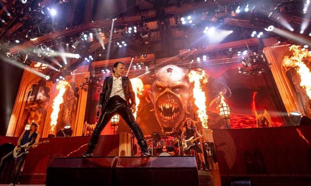 "Iron Maiden se apresentará no Brasil com sua turnê mundial ""Legacy Of The Beast Tour"""