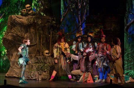 Peter Pan – o Musical REESTREIA dia 5 de outubro no Teatro Bradesco