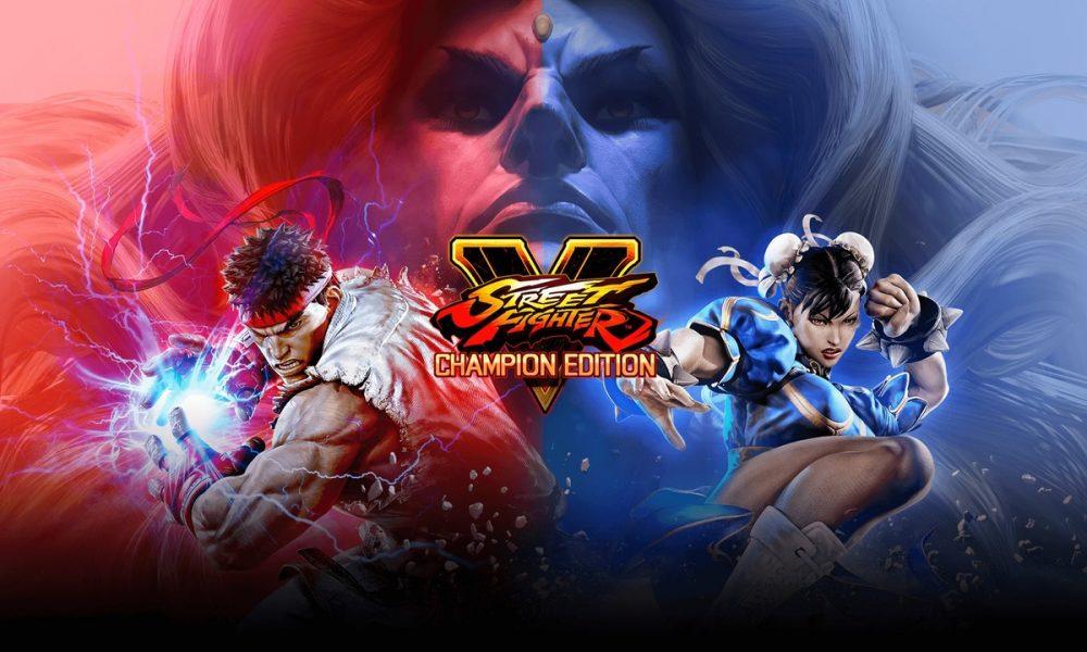 Street Fighter V: Champion Edition – Jogo é antecipado pela Capcom