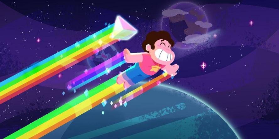 Libere o Prisma, o novo game do Cartoon Network, chega hoje no Apple Arcade