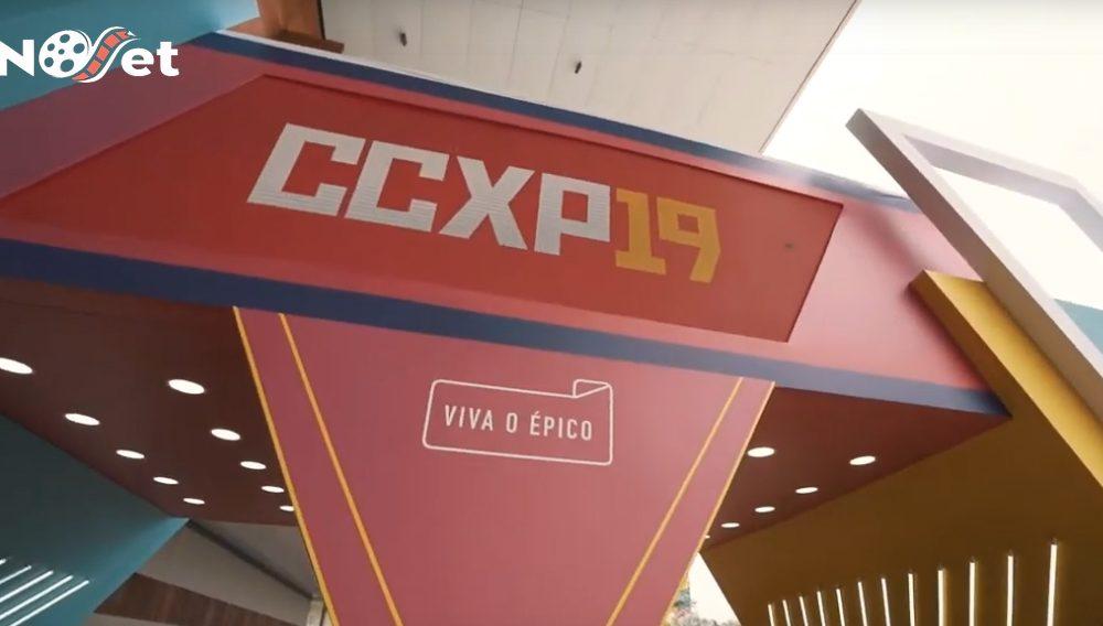CCXP19 – Resumo do primeiro dia.