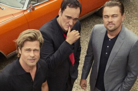 """""""Era Uma Vez… Em Hollywood"""" será relançado nos cinemas do Brasil"""