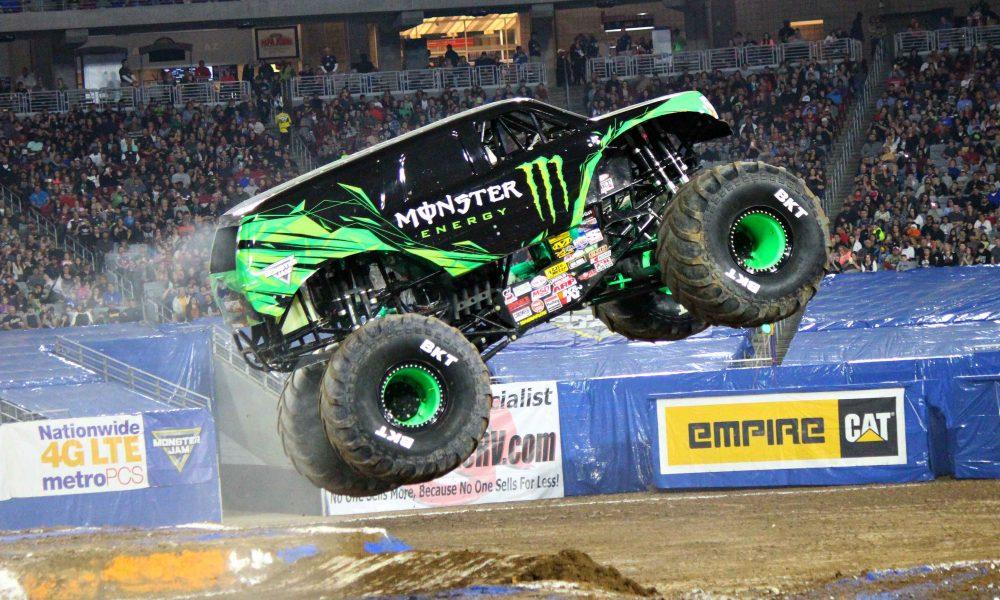 Monster Jam: Confira line-up do maior evento em quatro rodas do mundo