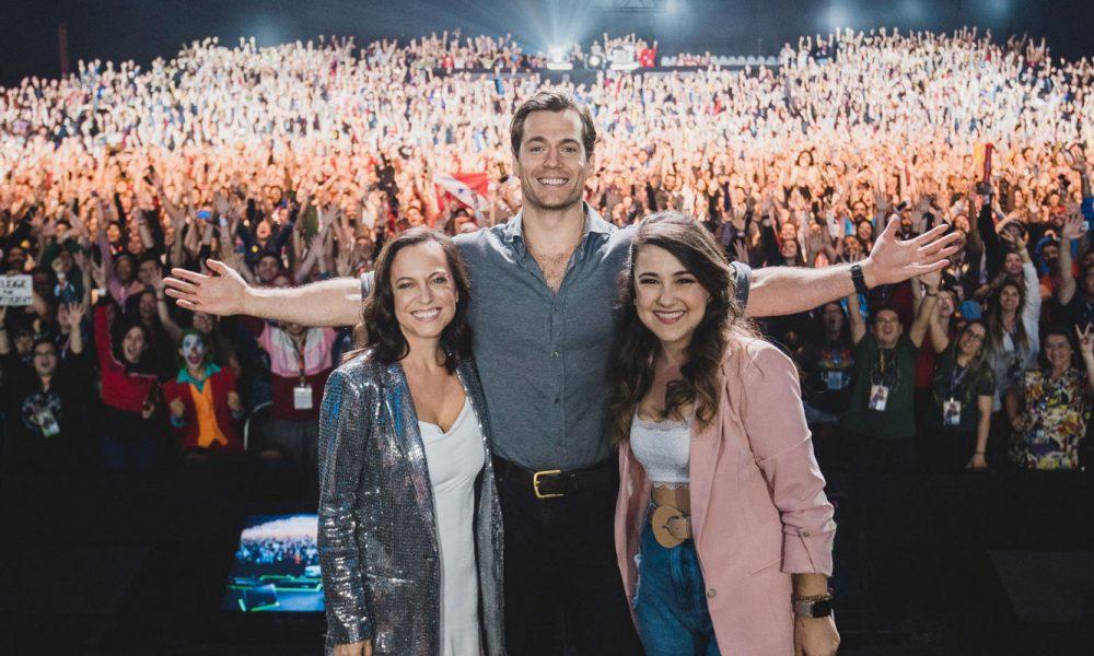 CCXP 2019: Painel da Netflix teve Henry Cavill de surpresa, Estrelas de La Casa de Papel e Ryan Reynolds