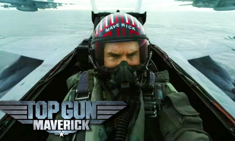 Top Gun – Maverick: Tom Cruise decola em novo trailer
