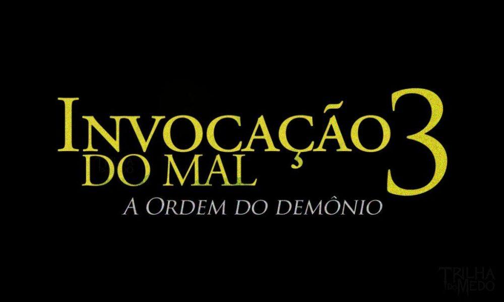 Invocação do Mal 3 – A Ordem do Demônio: Filme ganha data de estreia