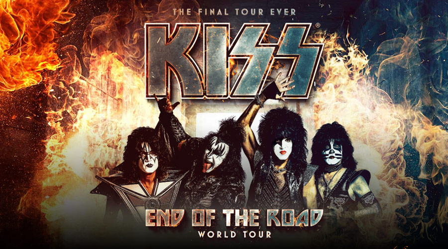 Kiss: Seis shows são confirmados no Brasil para maio de 2020