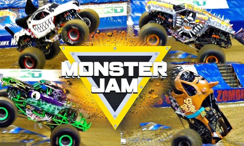 Monster Jam: Curiosidades sobre o evento!