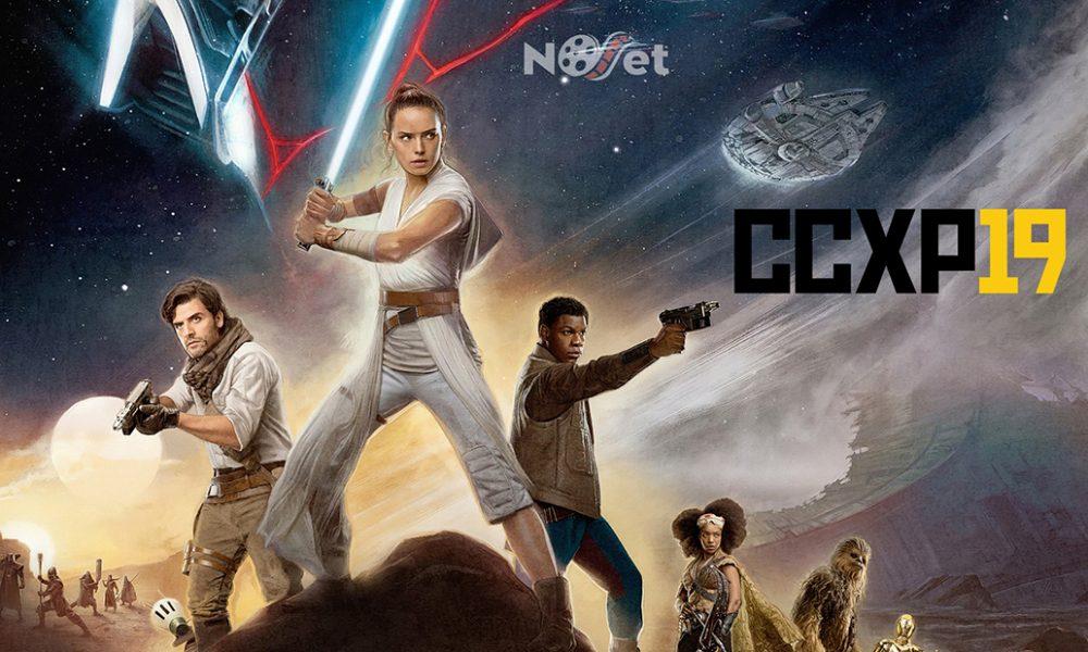 CCXP19 – Resumo do Terceiro Dia.