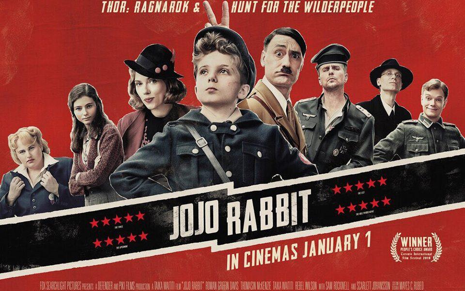 Jojo Rabbit: o humor a serviço da esperança.