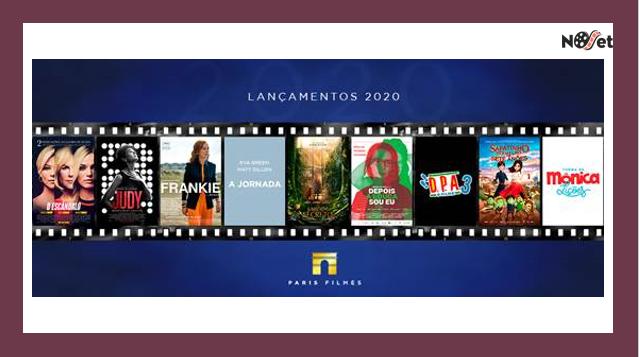 A Paris Filmes promete um 2020 cheio de emoções