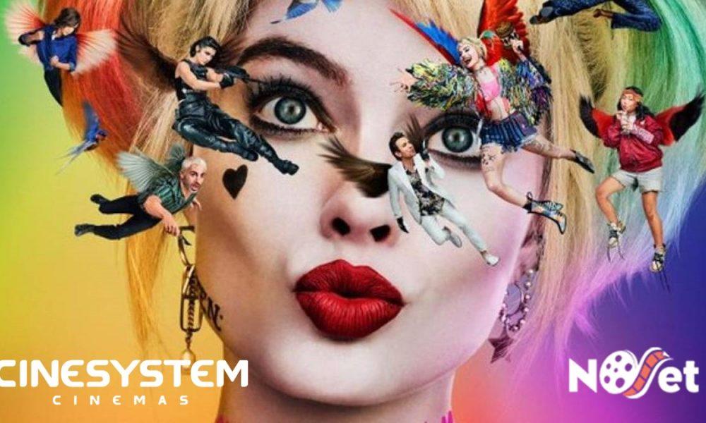 Cinesystem – Estreias da semana nos cinemas – 06 de fevereiro de 2020