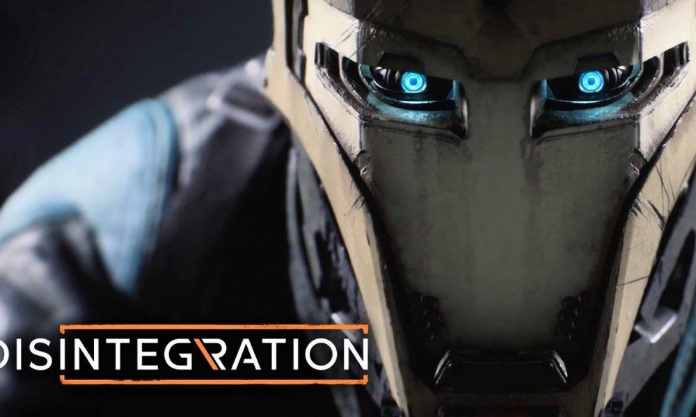 Inscrições abertas para o beta de Disintegration