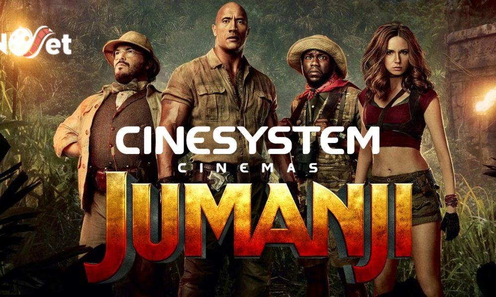 Cinesystem: Estreias da semana nos cinemas – 16 de janeiro de 2020