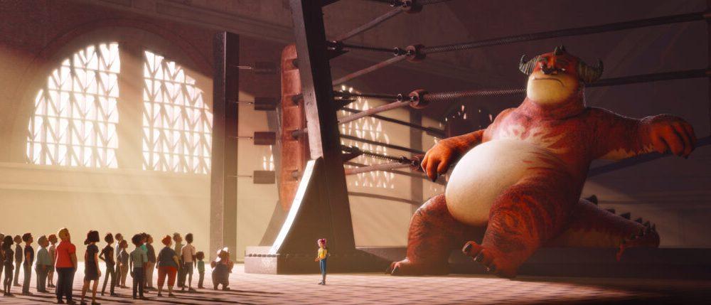 A Liga de Monstros: A Paramount Pictures divulgou o primeiro trailer e cartaz
