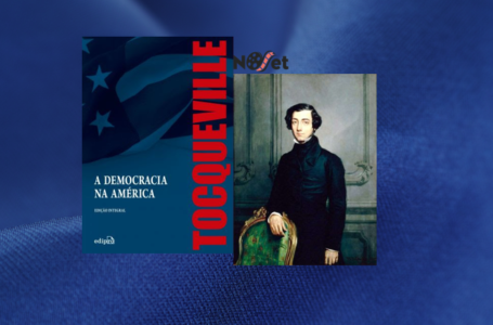 A Edipro trás para o Brasil nova edição de A Democracia na América, de Alexis Tocqueville