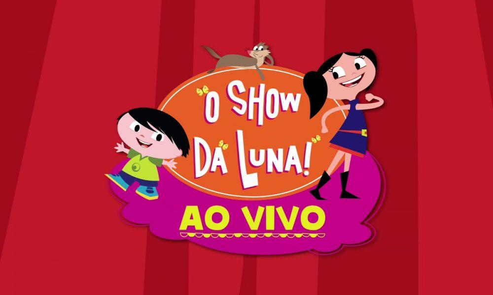 Espetáculo musical: O Show da Luna – Ao Vivo, está de volta ao Teatro Brasdesco