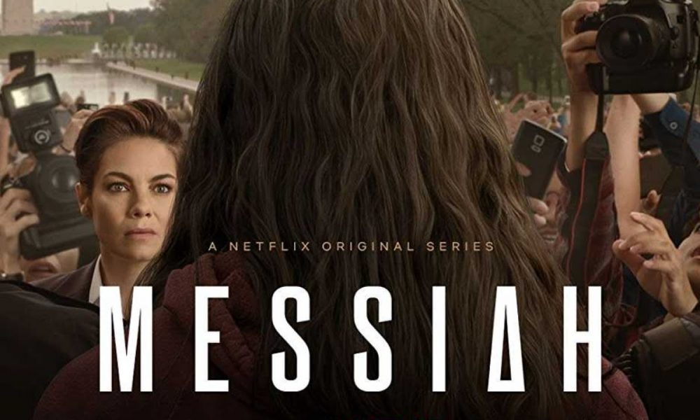 Messiah da Netflix (Primeira Temporada)