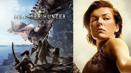 Monster Hunter – Sony Pictures divulga cartazes oficiais com Milla Jovovich e Tony Jaa