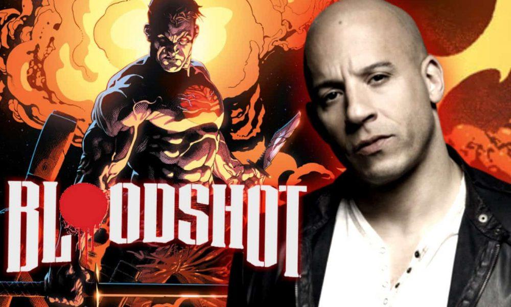 Bloodshot: Das HQs ao Cinema.