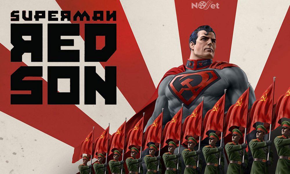 Superman: Red Son. Uma das melhores animações da DC/Warner.