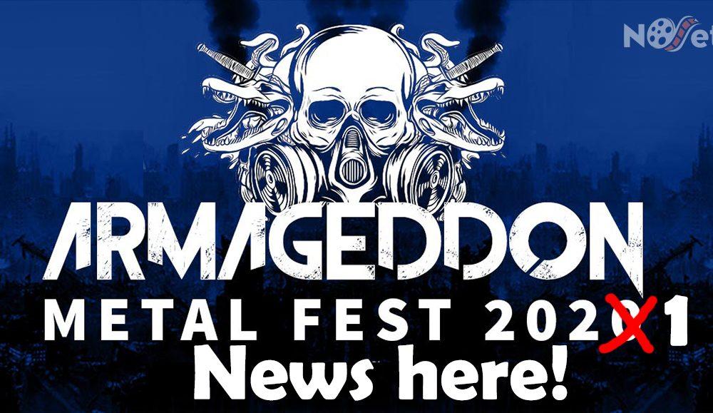 Armageddon Metal Fest lança campanha para ajudar pessoas afetadas pela crise do COVID-19
