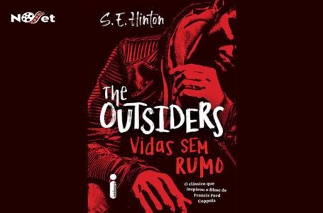 """""""The Outsiders: Vidas sem rumo"""" ganha nova versão de luxo pela Intrínseca."""