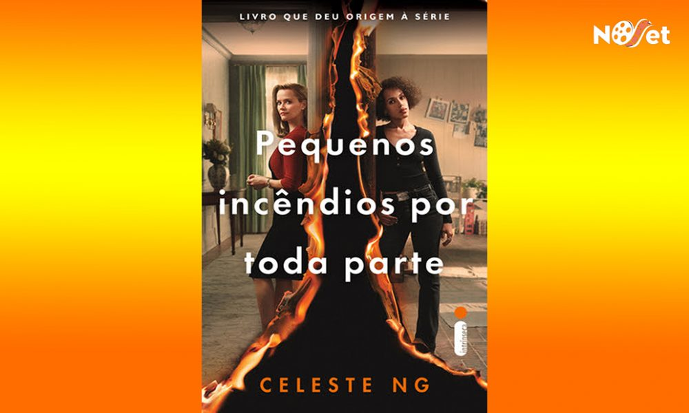 "Lançamento Intrínseca: ""Pequenos Incêndios por Toda Parte"", de Celeste Ng"