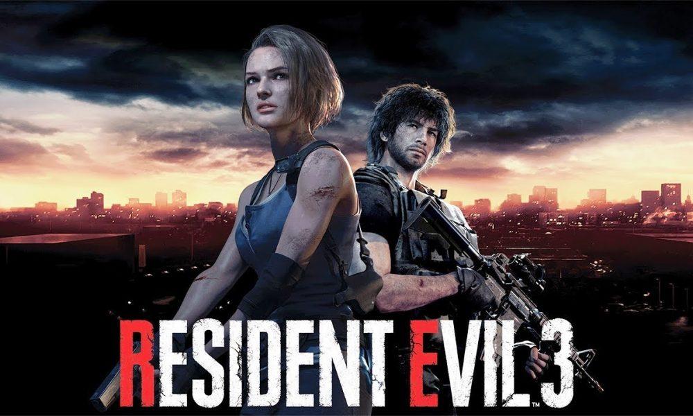 Capcom anuncia lançamento de Resident Evil 3 mundialmente