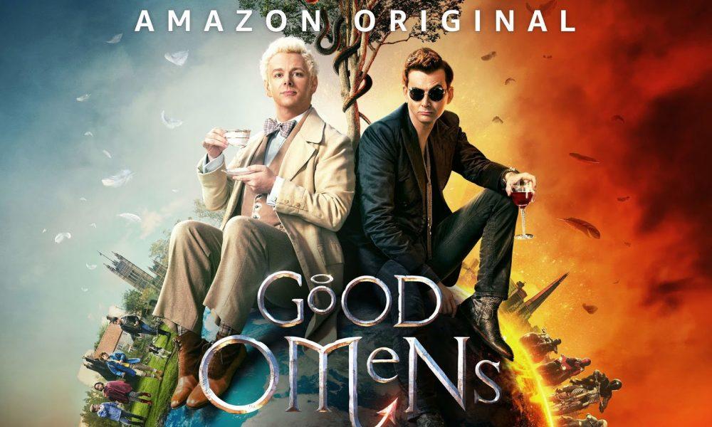 Good Omens – 1ª Temporada na Amazon Studios (2019)