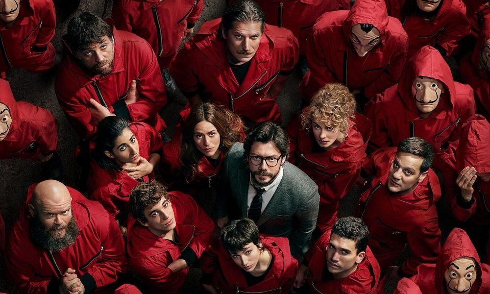 La Casa de Papel – 4a Temporada na Netflix.