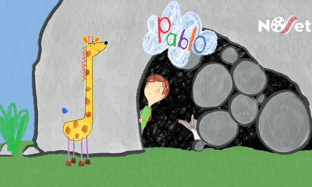 Nat Geo Kids tem pré-estreia de Pablo, animação que aborda e conscientiza sobre o autismo