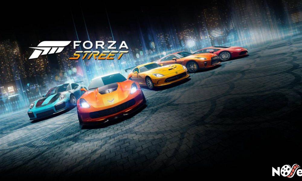 Forza Street chega para iOS e Android