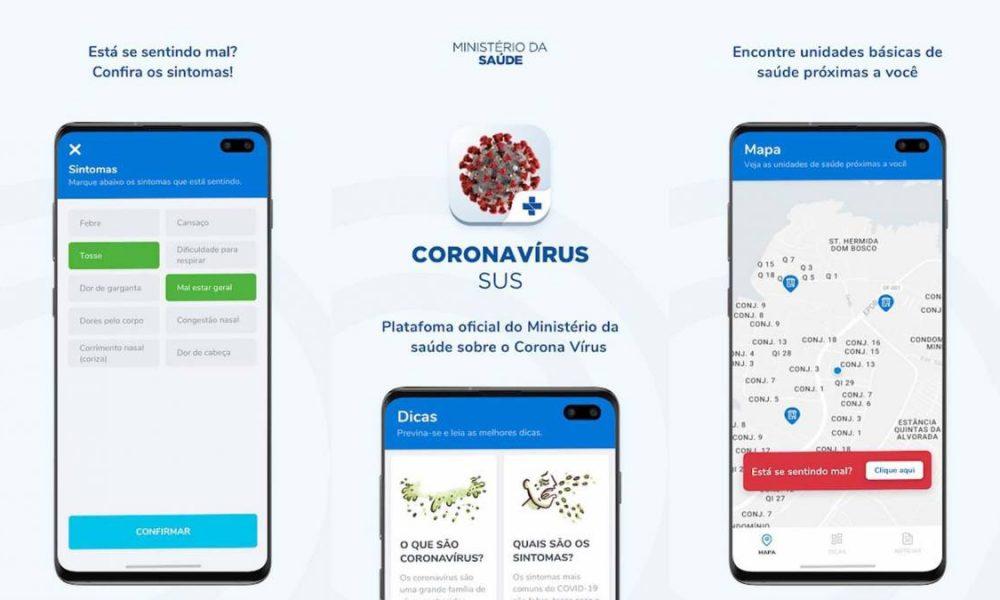 Aplicativo do SUS recebe novas funções para os usuários