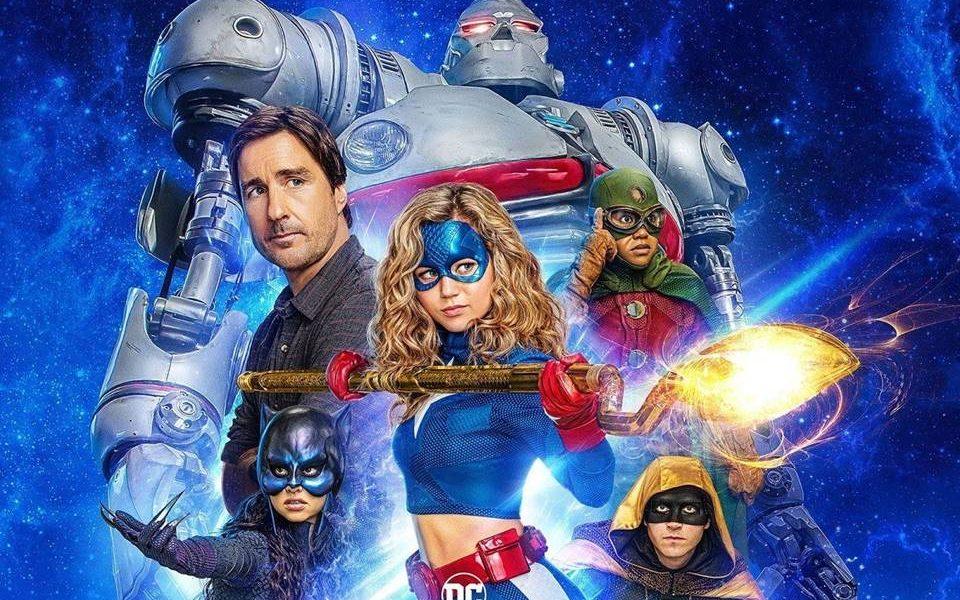 Stargirl: HQs DC Comics & DC Universe (HBO e The CW)
