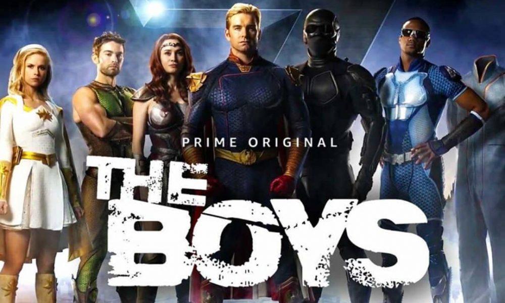 The Boys : Primeira Temporada  (Amazon Studios)