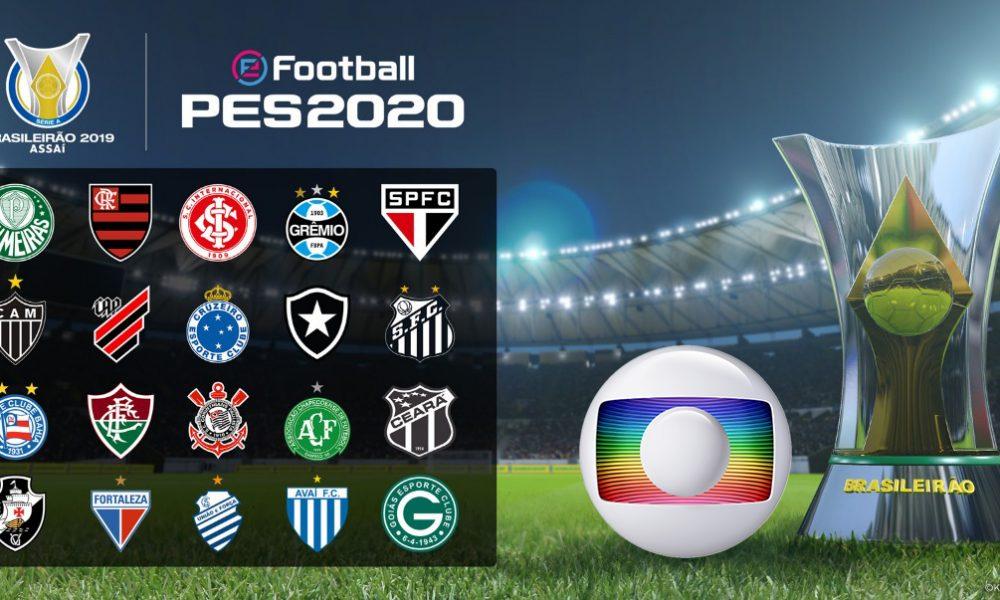 Globo e Konami fecham parceria