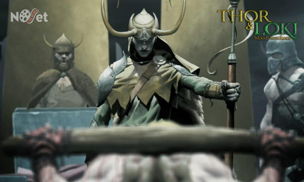 Review da animação Loki e Thor: Irmãos de Sangue.