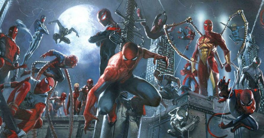 As Versões Alternativas do Homem Aranha na Marvel Comics.