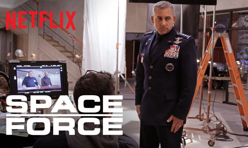 Space Force: Força Espacial na 1ª da Netflix
