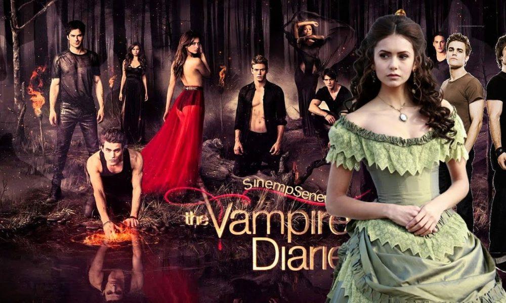 The Vampire Diaries: Diários de um Vampiro (A Série 2009 a 2017)