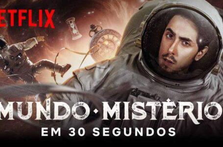 Mistério revelado: série do youtuber Felipe Castanhari ganha data de estreia na Netflix