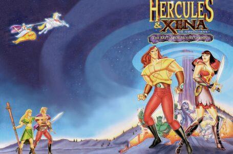 Hércules e Xena: A Batalha Pelo Monte Olimpo (Animação 1998)