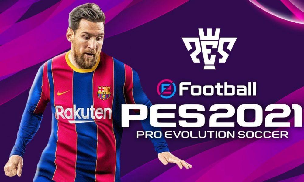 Konami anuncia eFootball PES 2021: veja todas as novidades do jogo!