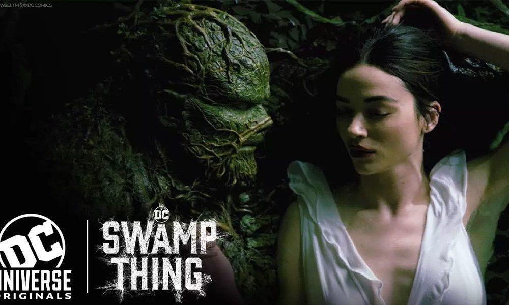 Swamp Thing: Monstro do Pântano (Primeira Temporada)