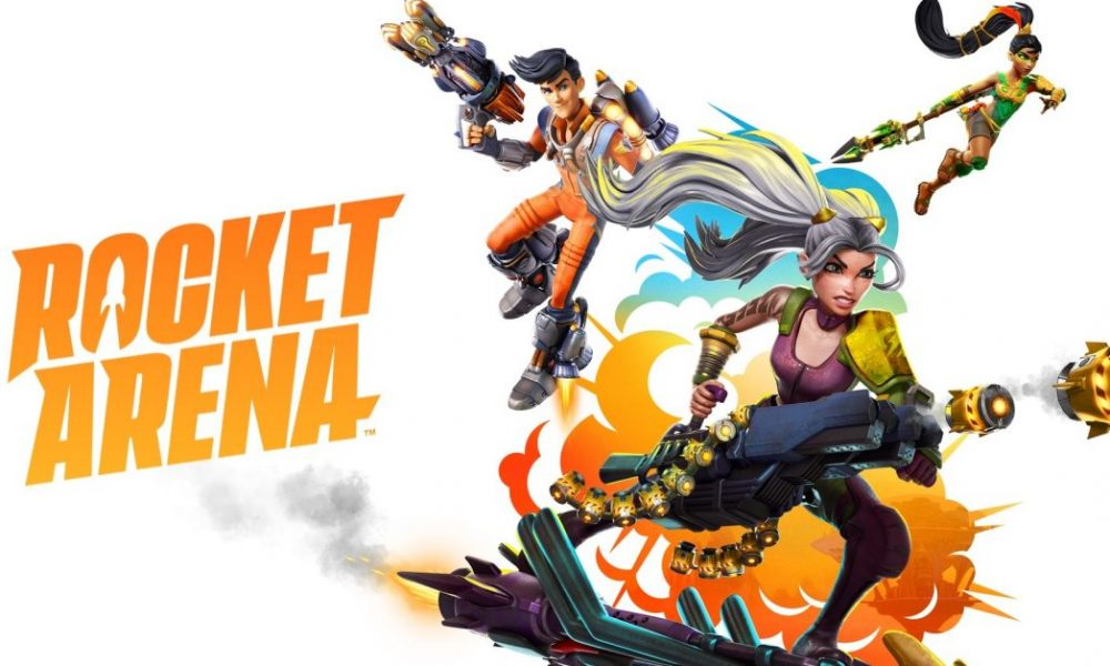 Temporada 1 de Rocket Arena já está disponível